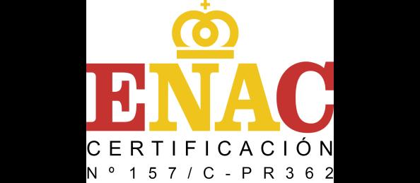 Acreditación ENAC certificación de productos de la construcción