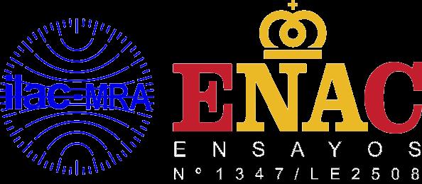 Acreditación ENAC laboratorio